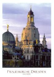 The Frauenkirche, Dresden